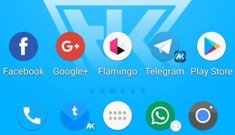 Nova Launcher: neue Beta 5.1 hat jetzt dynamische Badges von Apps 1