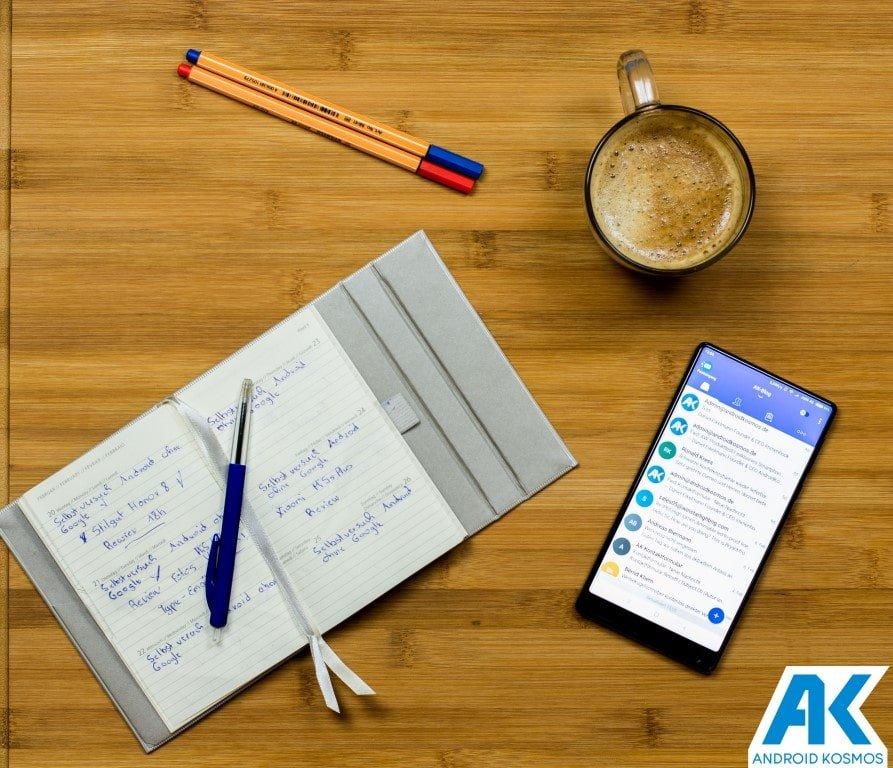 TypeApp Email: einer der besten E-Mail-Client App für Android im Test 89