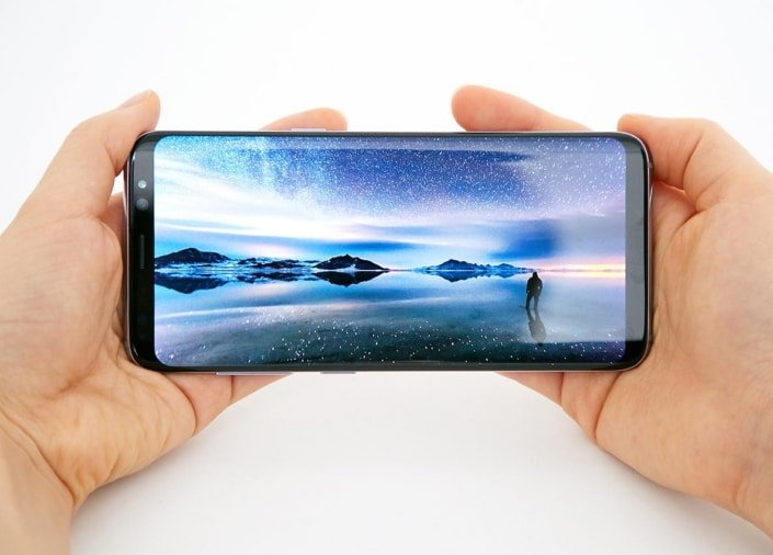 Galaxy S8 Display main 2