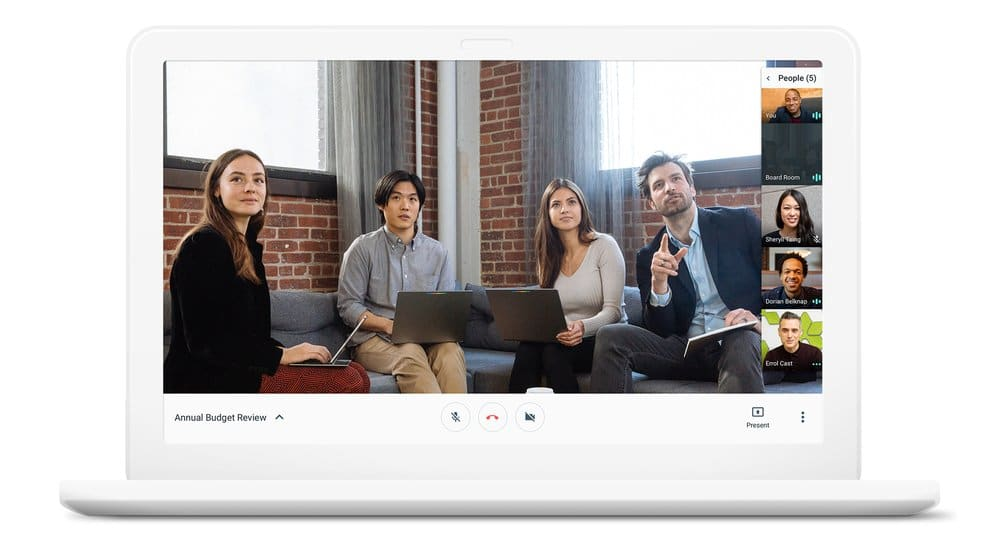 Google: neue Dienste mit Hangouts Meet und Chat vorgestellt 2