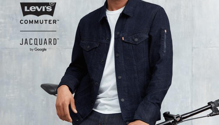 Google und Levi's verkaufen ab Herbst ihre smarte Jacke 1