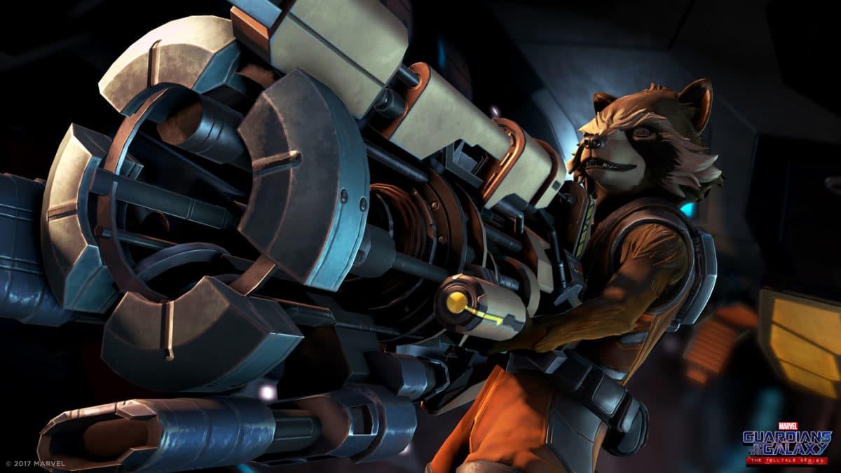 Telltale Games: neues Spiel Guardians of the Galaxy soll im Frühjahr erscheinen 4