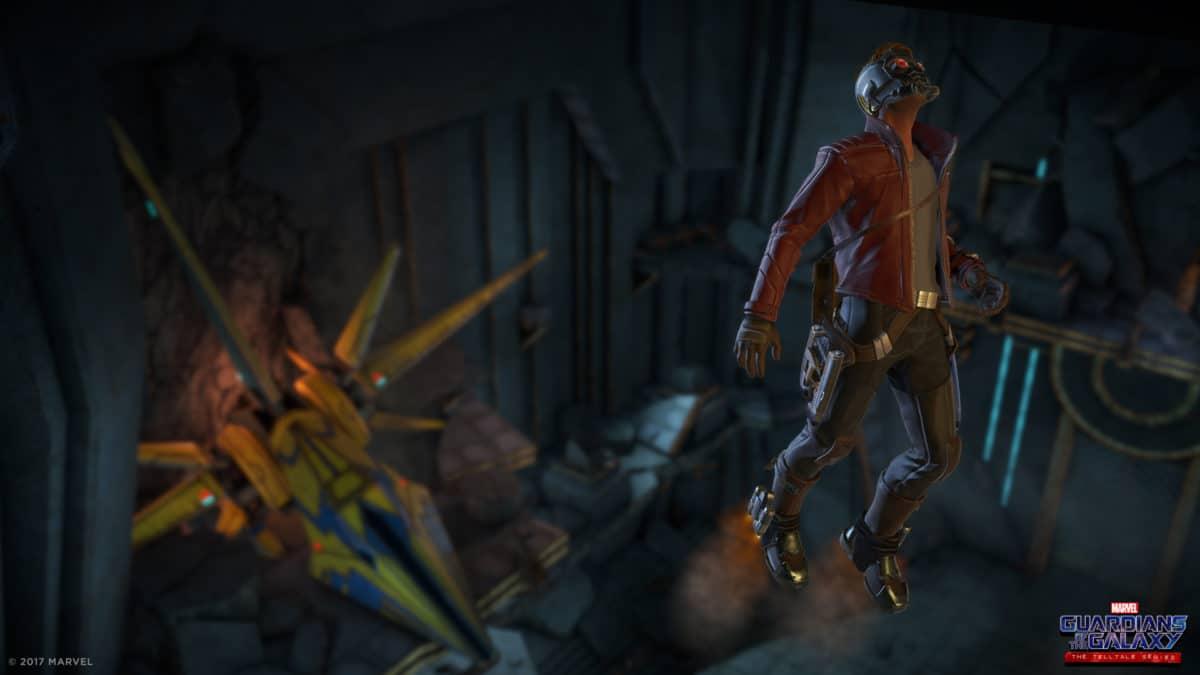 Telltale Games: neues Spiel Guardians of the Galaxy soll im Frühjahr erscheinen 5