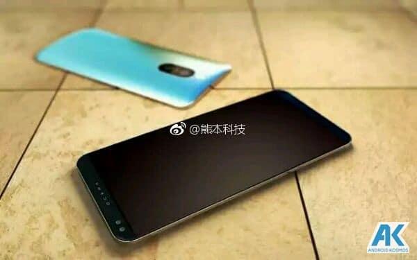 HTC U / Ocean: Bilder und technischen Daten des Flaggschiff aufgetaucht 4