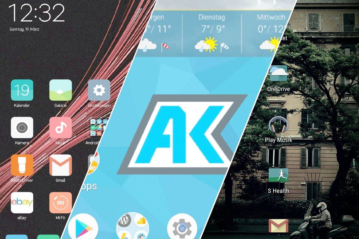 AK-Insides: So sehen die Launcher und Homescreens unserer Autoren aus 12