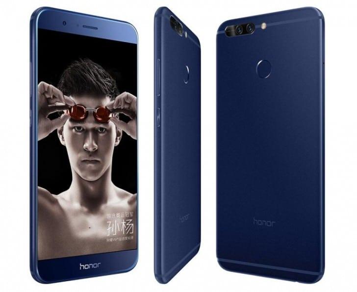 Honor V9 Smartphones soll als Honor 8 Pro in Europa erscheinen 1