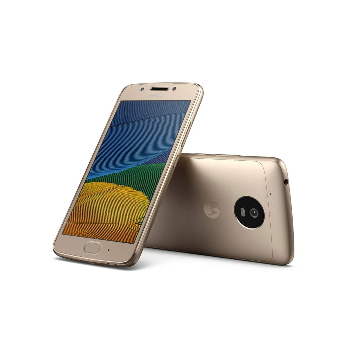 Moto G5 und Moto G5 Plus #PremiumForAll sind ab sofort im Handel erhältlich 1