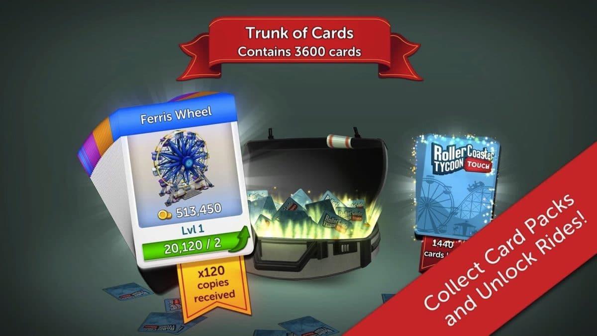 RollerCoaster Tycoon Touch: Atari veröffentlicht den Spiele-Klassiker für Android und iOS 5