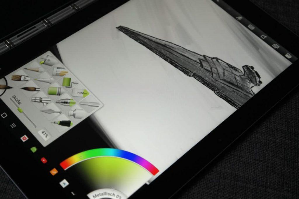 Lenovo Yoga Book Test: Mehr als nur ein Tablet 31