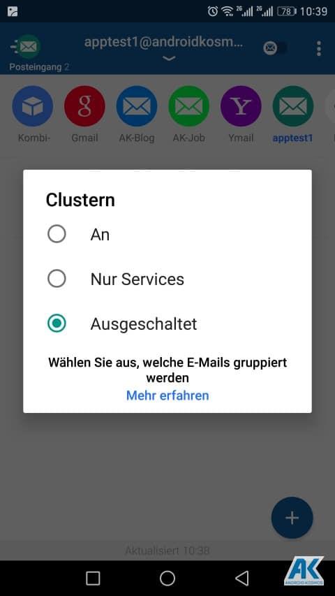 TypeApp Email: einer der besten E-Mail-Client App für Android im Test 71