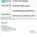 TypeApp Email: einer der besten E-Mail-Client App für Android im Test 75