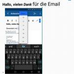 TypeApp Email: einer der besten E-Mail-Client App für Android im Test 80