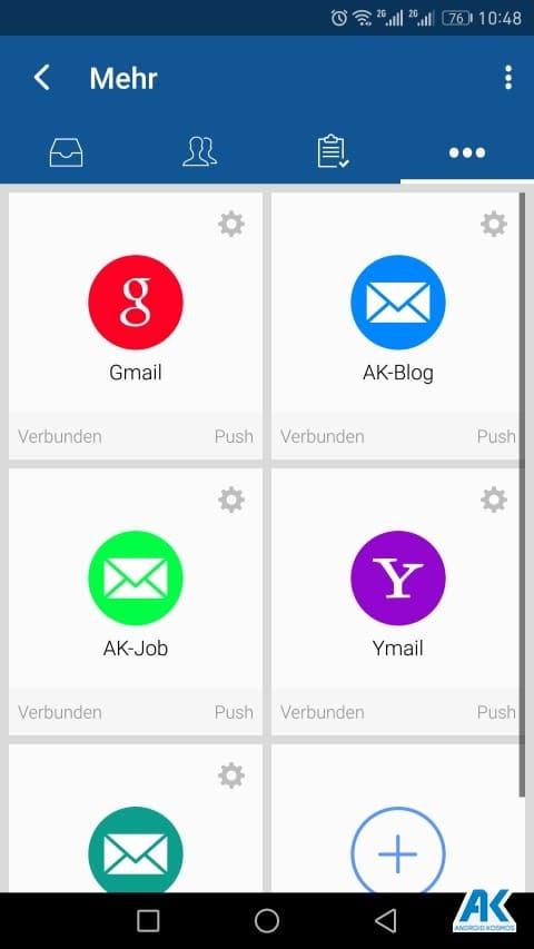 TypeApp Email: einer der besten E-Mail-Client App für Android im Test 42