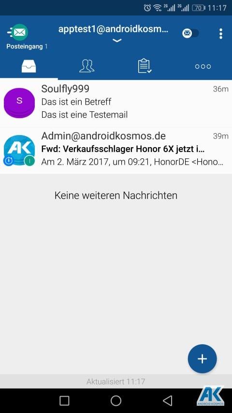 TypeApp Email: einer der besten E-Mail-Client App für Android im Test 39