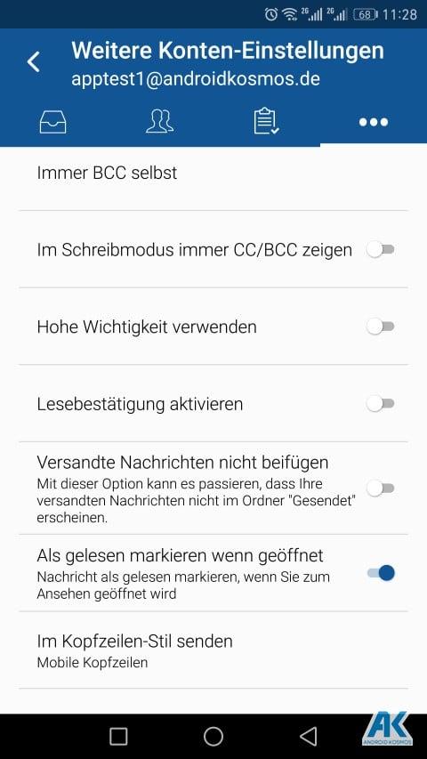 TypeApp Email: einer der besten E-Mail-Client App für Android im Test 47