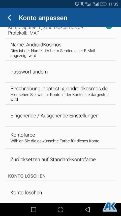 TypeApp Email: einer der besten E-Mail-Client App für Android im Test 49