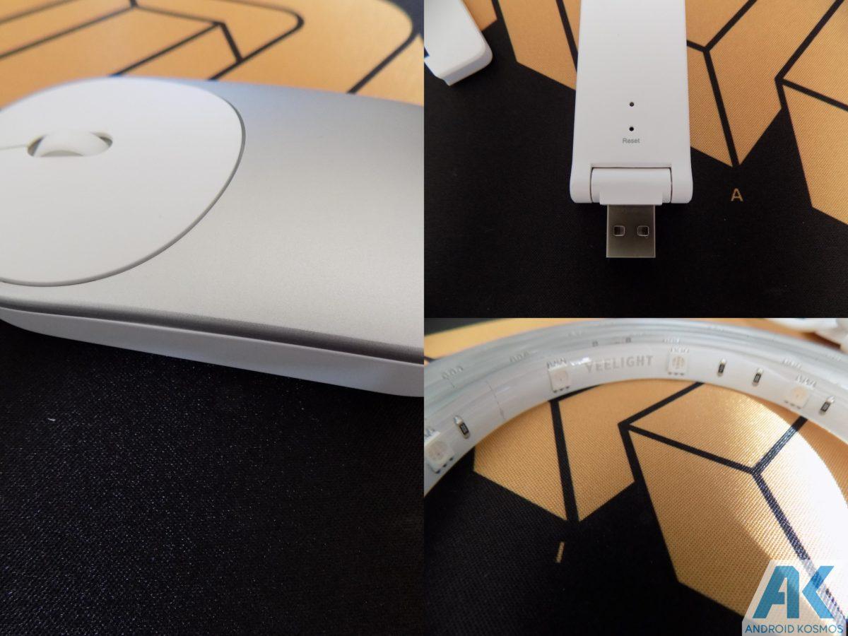 Xiaomi Gadgets Test: Mi Mouse / Yeelight und Wifi Amplifier im Test 1