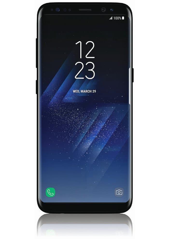So wird das Samsung Galaxy S8 vermutlich aussehen 1