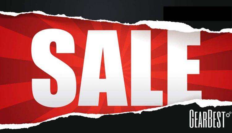 Angebot: Gearbest Flashsales mit zahlreichen Angeboten 6