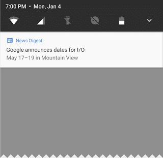 Google veröffentlicht erste Android O Developer Preview 2