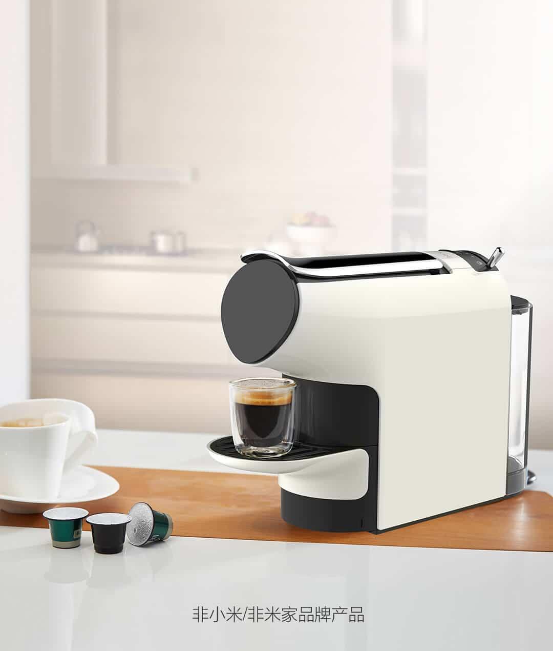 Xiaomi stellt eigene Kaffeemaschine für 55 Euro vor 1