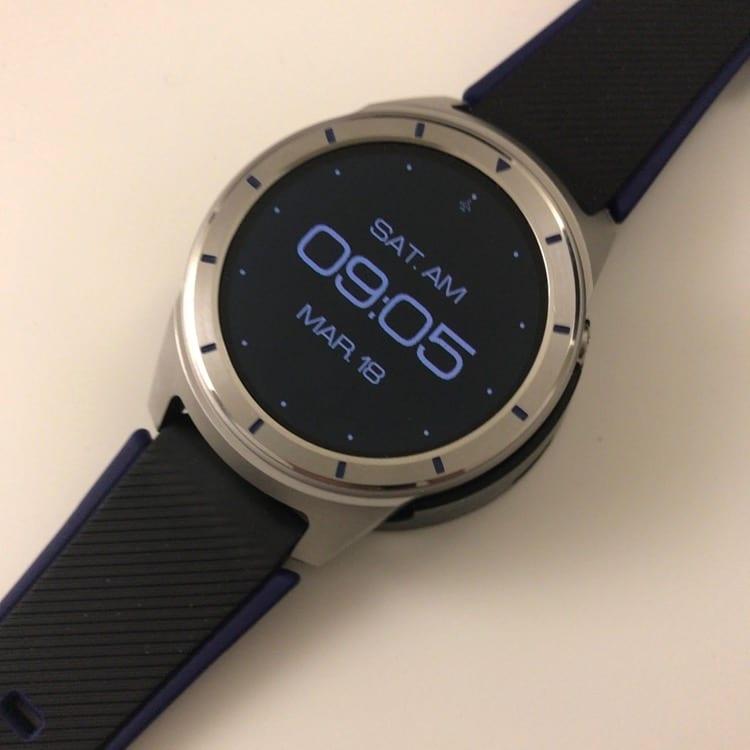 ZTE Quartz: erste Fotos und technische Daten der Smartwatch aufgetaucht 2