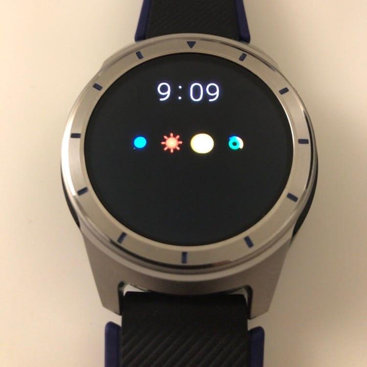 ZTE Quartz: erste Fotos und technische Daten der Smartwatch aufgetaucht 7
