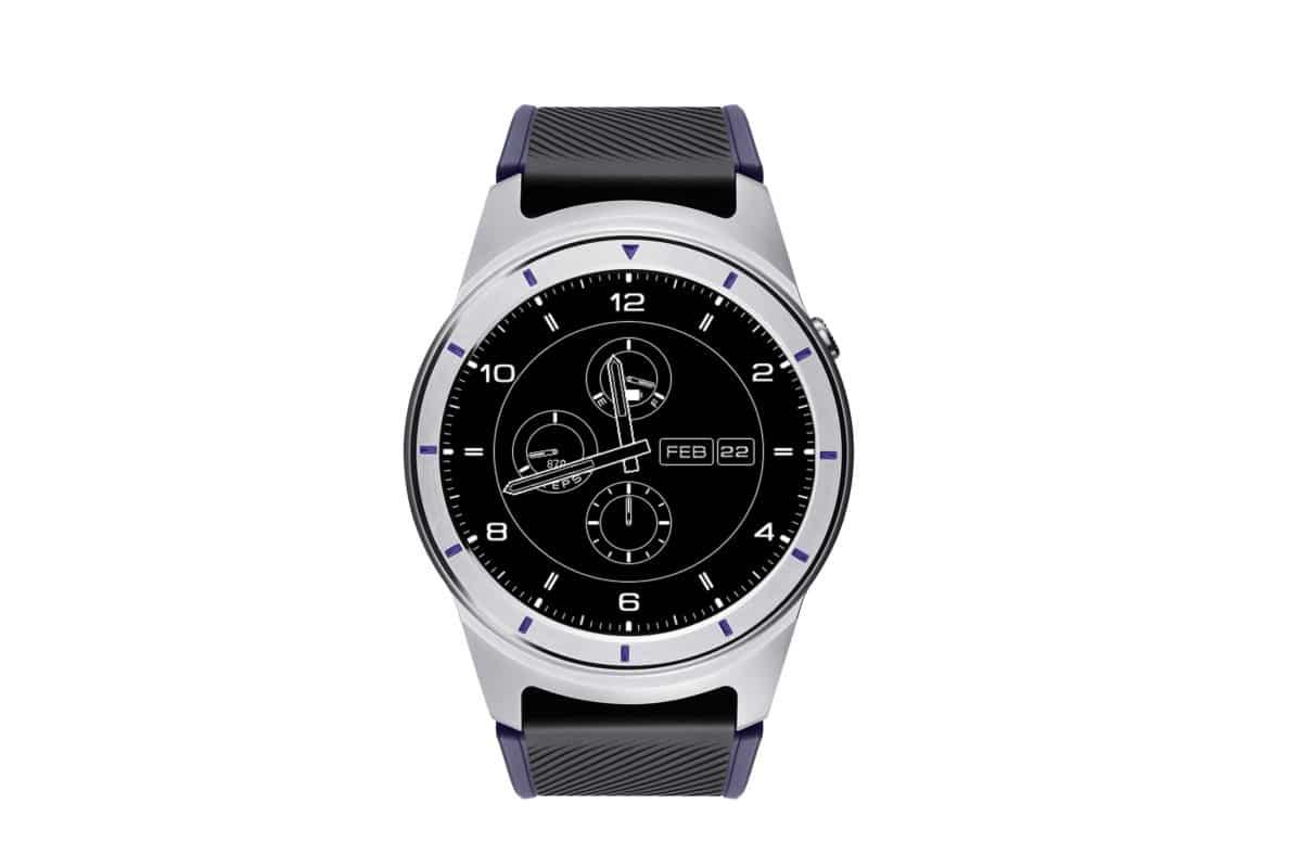ZTE präsentiert mit der Quartz seine erste Android Wear-Smartwatch 1