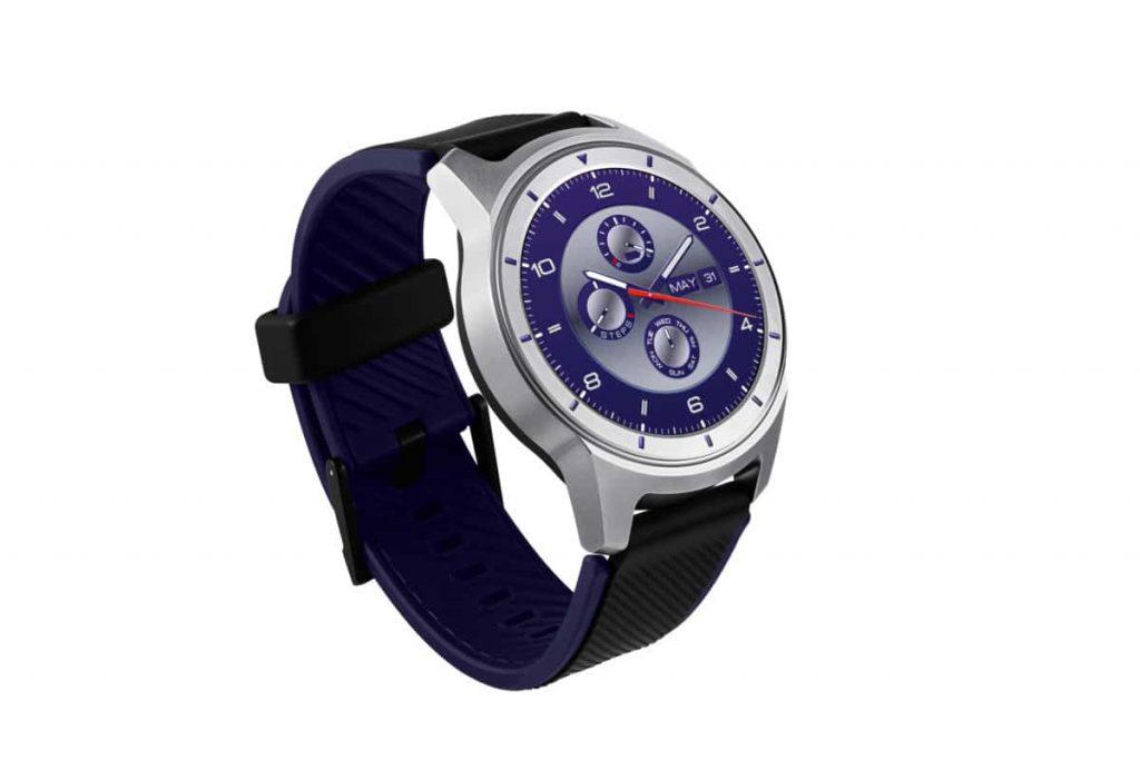 ZTE präsentiert mit der Quartz seine erste Android Wear-Smartwatch 2