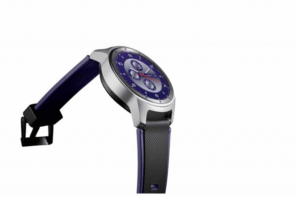 ZTE präsentiert mit der Quartz seine erste Android Wear-Smartwatch 5