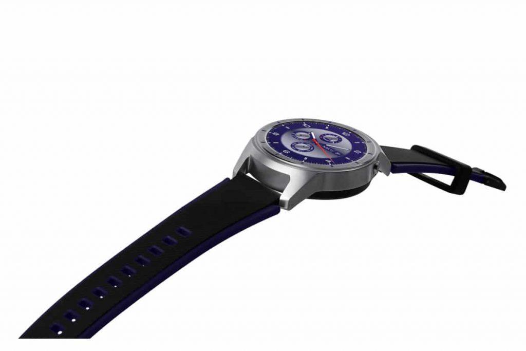 ZTE präsentiert mit der Quartz seine erste Android Wear-Smartwatch 6