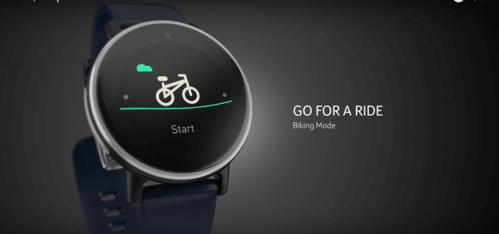 Acer stellt mit der Leap Ware eine neue Fitness-Smartwatch vor 1