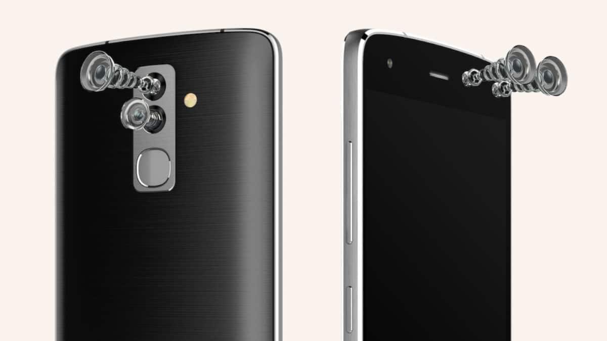 Das neue Alcatel-Flash bietet gleich zwei Dual-Cams 4