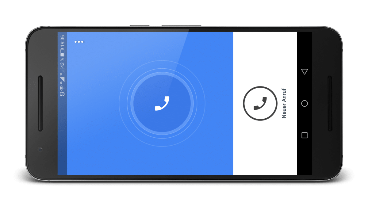 Google Duo: neben der Videoanruffunktion ist ab sofort auch die Anruffunktion freigeschaltet 2