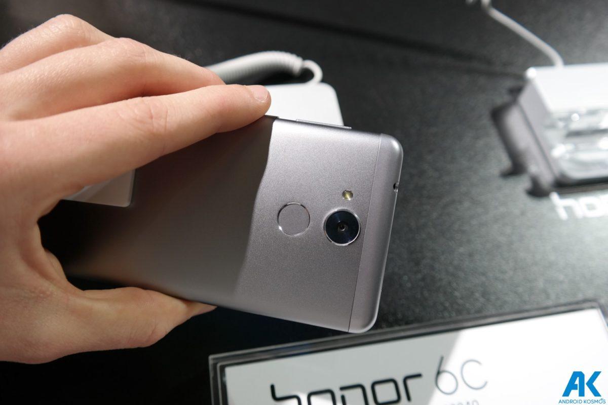 Honor 6C: günstiges Einsteiger-Smartphone offiziell vorgestellt [inklusive Hands-On Bilder] 13