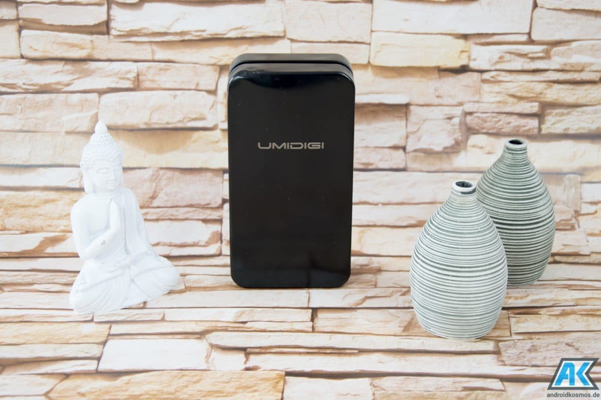 UmiDigi Z Pro Test: Smartphone nun auch mit Dual-Kamera 5