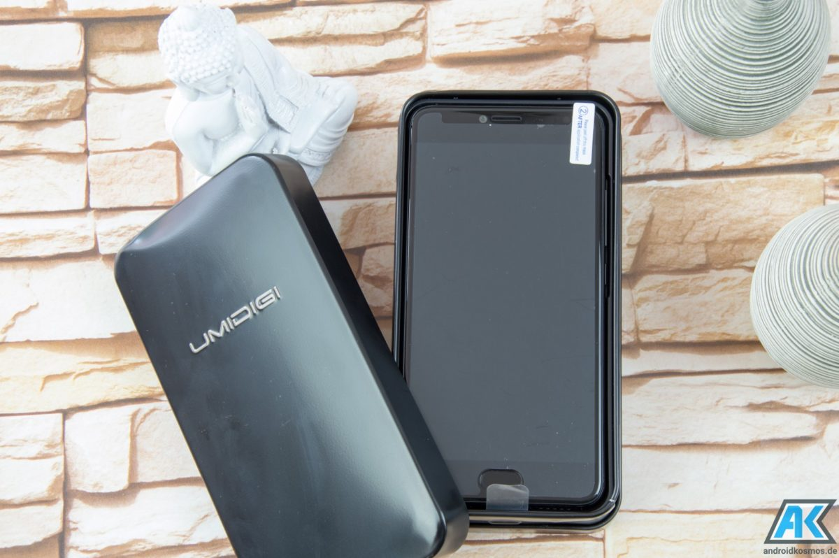 UmiDigi Z Pro Test: Smartphone nun auch mit Dual-Kamera 11