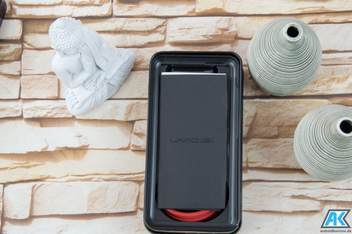 UmiDigi Z Pro Test: Smartphone nun auch mit Dual-Kamera 13