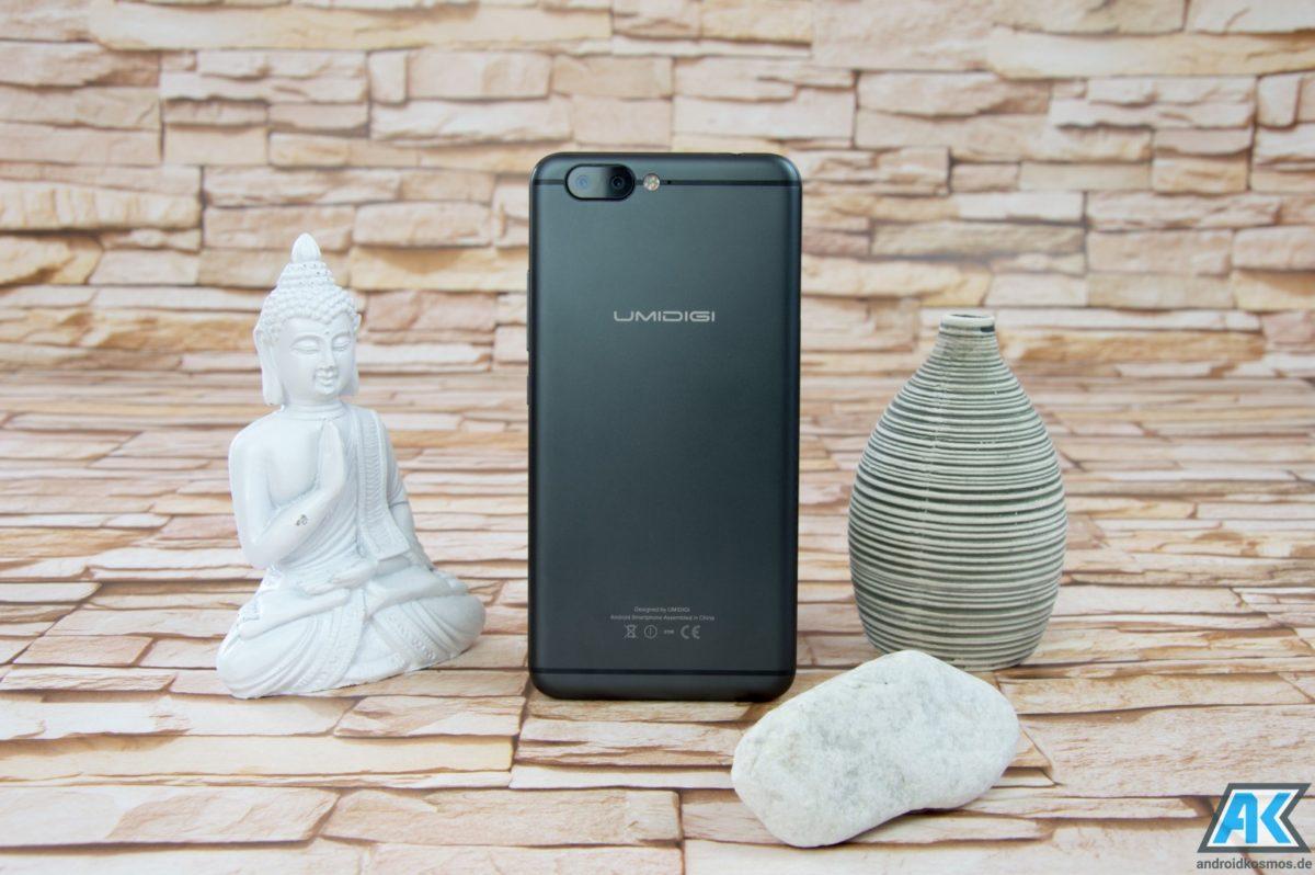 UmiDigi Z Pro Test: Smartphone nun auch mit Dual-Kamera 1
