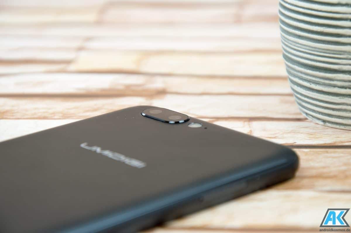 UmiDigi Z Pro Test: Smartphone nun auch mit Dual-Kamera 39
