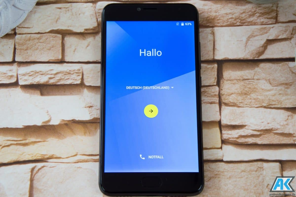 UmiDigi Z Pro Test: Smartphone nun auch mit Dual-Kamera 77
