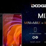 Kampf der Mi MIX Klone: Randlose Smartphones von Blueboo und Doogee 8