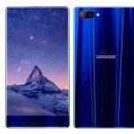 Kampf der Mi MIX Klone: Randlose Smartphones von Blueboo und Doogee 10