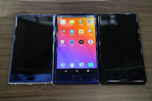 Kampf der Mi MIX Klone: Randlose Smartphones von Blueboo und Doogee 15