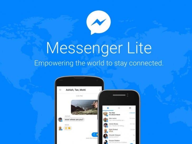 Facebook Messenger Lite: abgespeckte Version in Deutschland verfügbar 1