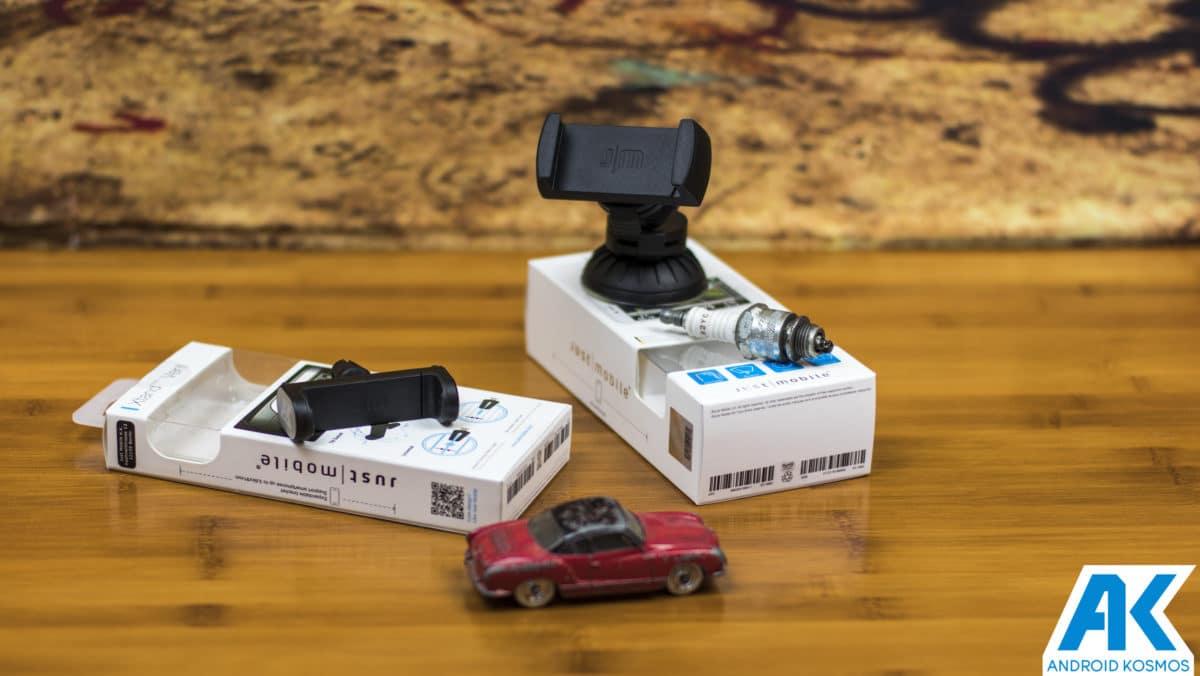 AK-Insides: Xtand Vent und Xtand Go Z1 Smartphone Halterung im Team Test 3