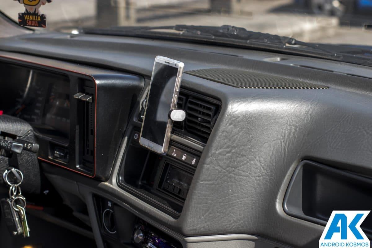 AK-Insides: Xtand Vent und Xtand Go Z1 Smartphone Halterung im Team Test 8