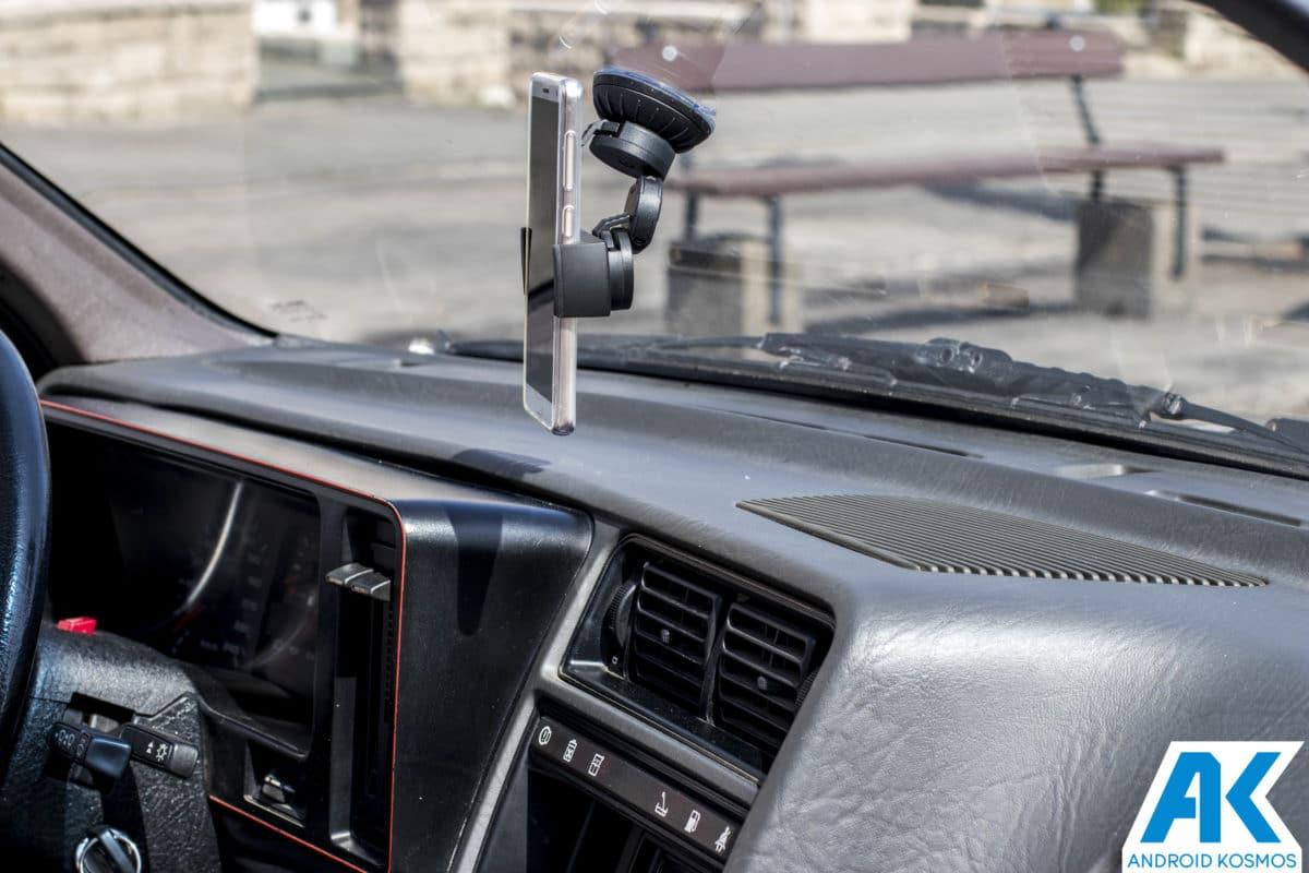 AK-Insides: Xtand Vent und Xtand Go Z1 Smartphone Halterung im Team Test 5