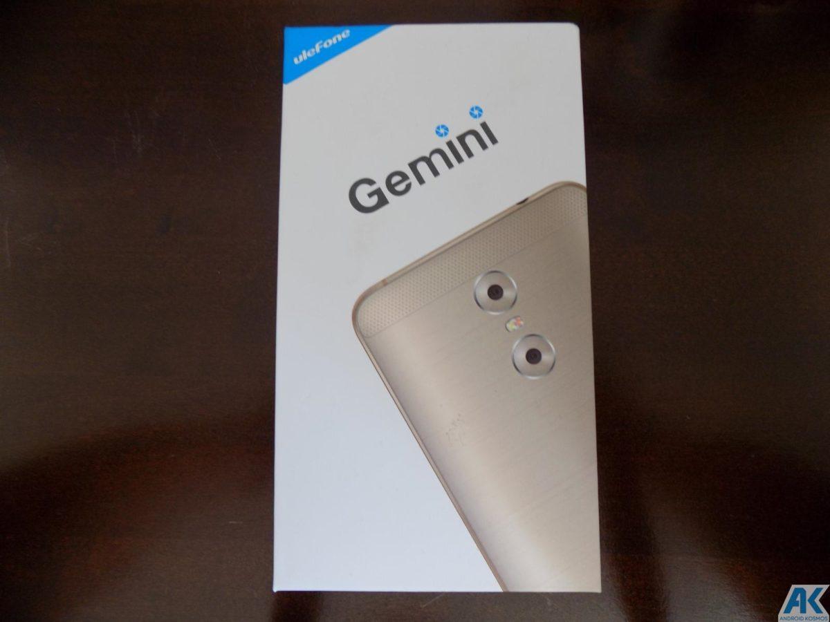 Ulefone Gemini Test: Budget Smartphone mit Dualkamera 2