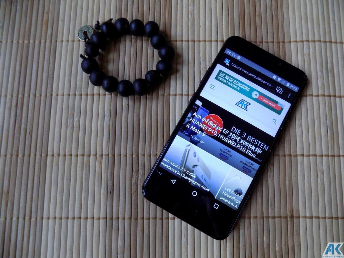 Ulefone Gemini Test: Budget Smartphone mit Dualkamera 89